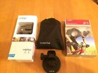 Boxed GoPro Hero with Accessories