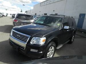 2010 Ford Explorer XLT  4X4  Heated Leather  Cruise  PW  PL  PM