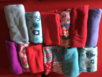 Blankets, throws, rugs x12 useful for weddings, BBQ, etc