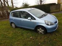 Honda jazz 2004 7speed CVT AUTO