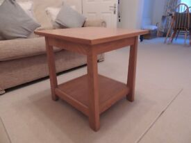 Bose Solid Light Oak Table