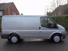 NO VAT !! Swb Ford Transit T260M with only 61k from new ,Full Electric pack Windows/mirrors..