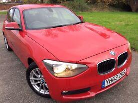 ***2013 BMW 1 series 116d efficient dynamics Sport***