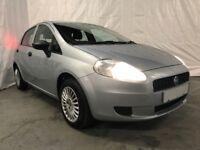 2007 Fiat Grande Punto 1.2 Active Hatchback 5d *** Full Years MOT ***