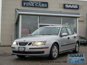2005 Saab 9-3 ACCIDENT FREE Linear Heated Leather Alloy