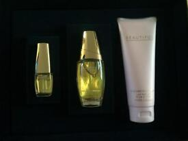 Brand new Estée Lauder Beautiful Giftset
