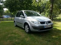 Renault scenic 1.6 petrol MPV, excellent condition