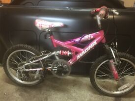 Mountain Bike Girls 5 Speed in very good condition
