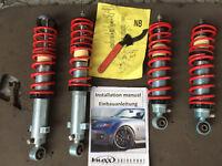 MX5 coilover suspension