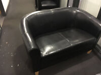 real leather tub 2 seater and singles