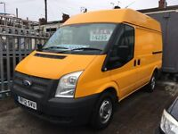 2012/12 PLATE FORD TRANSIT T300 2.2, FULL MOT, VERY CLEAN AND TIDY VAN, £3895!