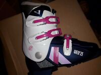 SKI Shoes STARLINER 40 GIRLY UK size - 4.5 (collection only)
