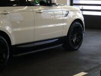 Range Rover sport wheels and tyres 21in