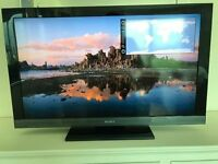 "SONY BRAVIA 40 "" FULL HD(1080p) FULLY SMART TV,FREE DELIVERY GLASGOW"