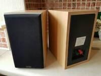 Denon book shelf speakers / SC-M5K