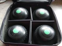 Thomas Taylor Bowls Number 2 - Green-indoor