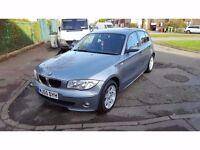 BMW 1 SERIES 2.0 118i SE 5dr FULL SERVICE HISTORY,HPI CLEAR