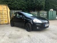 Fiat punto sport 1.9 mot aug 19