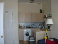 Fully furnished 1 bedroom top floor flat close to excellent local amenities.