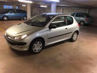2002 Peugeot 206 1.4 3 Door Hatchback, Full Service History, Full MOT, Immaculate Condition!