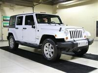 2012 Jeep Wrangler UNLIMITED SAHARA 2TOITS