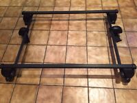 Mont Blanc Roof Bars (with roof bar extension) As New Condition