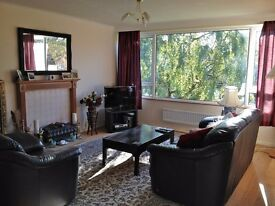 2 Bedroom F/Furnished Spacious Flat, short walk from Guildford Town & in a good residential area.