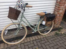 Women's Pendleton bike