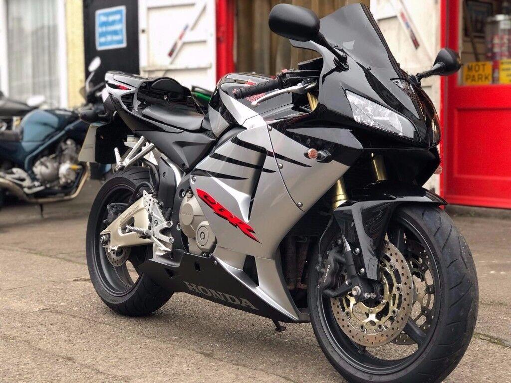 Honda CBR600RR 2006 BLACK *GREAT CONDITION* MOTORCYCLE Bristol | in ...