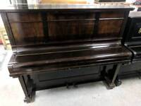 Lovely Mahogany 'Bansall' Upright Console Piano - CAN DELIVER