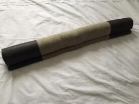 John Lewis Draught Excluder - 83 cm