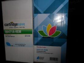 HP Cartridge, HP LASER JET 61X 4100-4101, Q6473A, Q6472A, Q6470A, Q5945A, C8061X, CANON C-EXV3 TONER