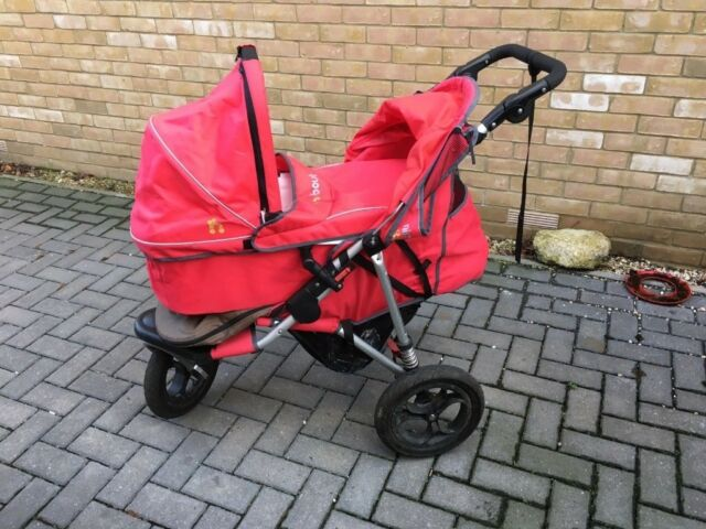 Carnival Red Out N About Nipper Carry Cot