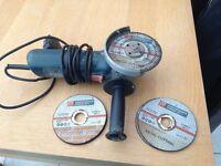 Black&Decker grinder & Black&Decker paint stripper gun