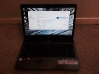 "Acer Aspire 5732ZG (Windows 10/15.6""/320GB HDD/3GB/Dual-Core/Ati HD4570)"