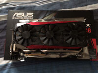 Asus Strix-R9390-DC3OC-8GD5-Gaming 8 GB GDDR5 Graphics Card