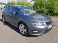 2014 (14) Seat Leon 2.0TDI CR FR Tech Pack 150