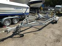 Bramber Boat Trailer 1800kg Single Axle