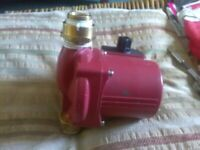 Central heating pump (domestic)