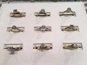 STUNNING SOLITAIRES!! Try your offer!