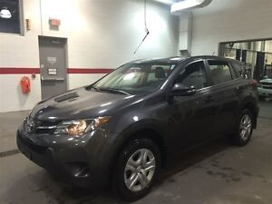 2013 Toyota RAV4 LE, front wheel drive, keyless entry, one owner