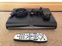Sky+ HD Box with Remote and HDMI Cable - £15
