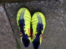 Adidas adult football boots
