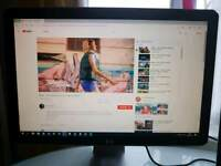"HP 22 "" inch monitor cheap"