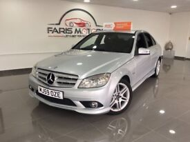 Mercedes-Benz C Class 2.1 C220 CDI BlueEFFICIENCY Sport 4dr
