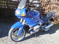 BMW R1100 RS Great condition 1997. Full set of luggage, heated grips.