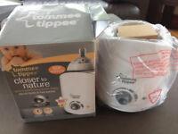 Tommee Tippee Bottle Warmer - Brand New