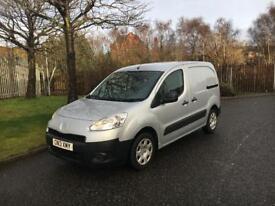 2013/13 Peugeot Partner✅1.6 HDI✅3 SEAT✅SILVER✅BERLINGO CHEAP BARGAIN VANS✅NO VAT