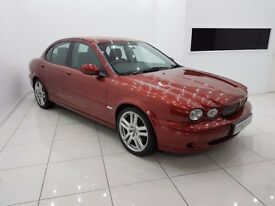 JAGUAR X-TYPE 2.2 D SPORT - 12 MONTH MOT - 12 MONTH WARRANTY - £0 DEPOSIT FINANCE