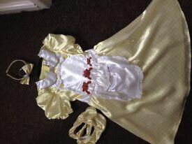 Goldilocks outfit